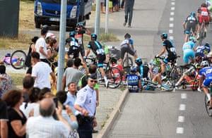 TDF: Tour de France 2013 1st stage