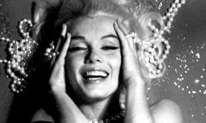 Marilyn Monroe photographed in 1962 by Bert Stern