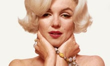 Bert Stern's portraits of Marilyn Monroe were collected in a book entitled The Last Sitting