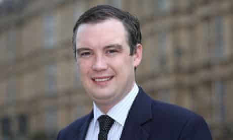 Conservative MP James Wharton