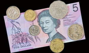 Australian money. The Reserve Bank has kept interest rates at 2.75%, as expected.