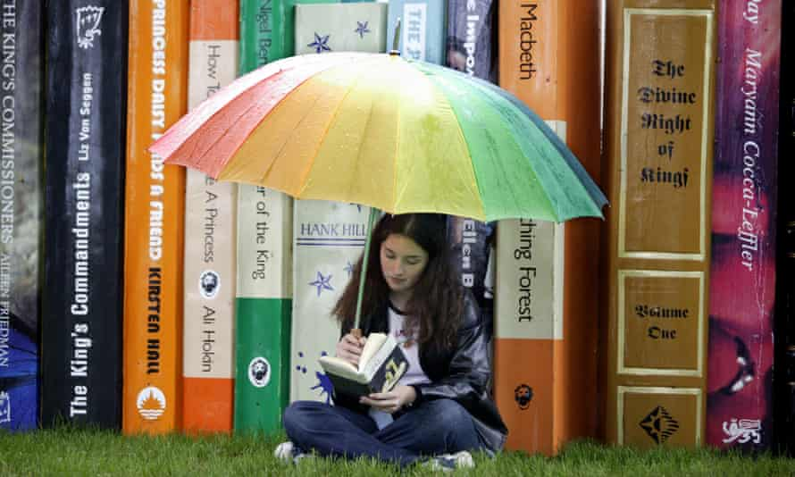 young adult reading