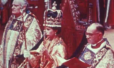 Queen Crowned