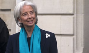 International Monetary Fund chief Christine Lagarde says she hopes Greece is becoming a success story....