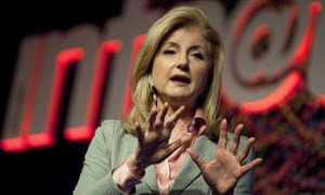 Could Arianna Huffington have achieved the same success
