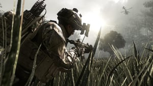 E3 games: Call of Duty: Ghosts