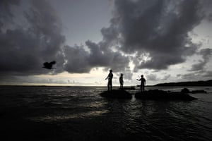 24 hours in pictures 2: Fishing in Mumbai