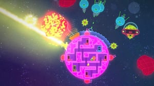 E3 games: Lovers in a Dangerous Spacetime
