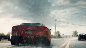 E3 games: Need For Speed: Rivals