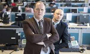 Nev Wilshire, the inspiring boss of The Call Centre