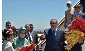 Erdogan algeria