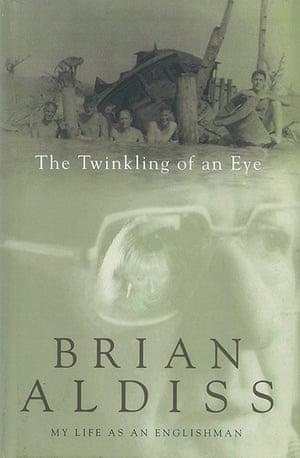 Brian Aldiss: The Twinkling of an Eye
