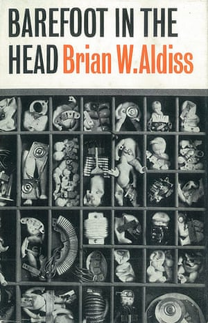 Brian Aldiss My Life In Book Covers In Pictures Books The