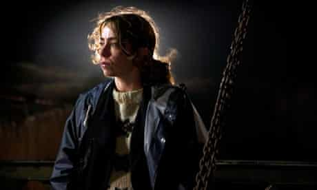 Sarah Lund in The Killing