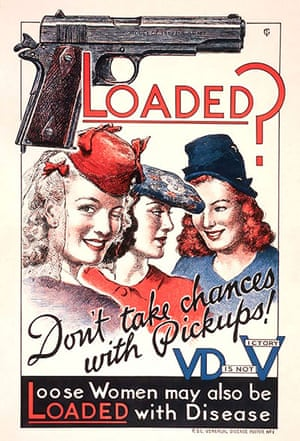 WWII STD Posters: Loaded
