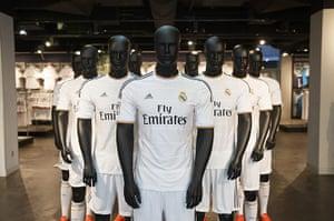 2013/14 kits: Real Madrid Present New Sponsor And New Shirt
