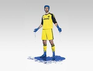 2013/14 kits 2: Chelsea goalkeeping kit