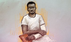 Michael Adebolajo tells Old Bailey, 'I am a soldier'