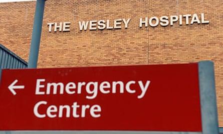 Wesley Hospital Brisbane