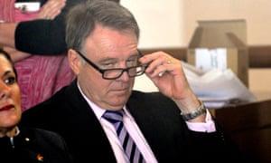 Joel Fitzgibbon mocked Labor's 'talking points' on national television
