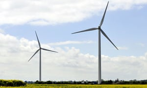 Wind farms may be stopped by locals