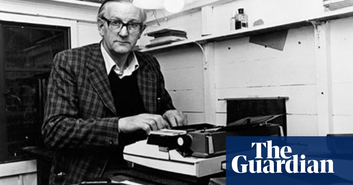 Tom Sharpe obituary   Books   The Guardian