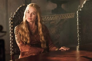10 best: <strong>Lena Headey</strong><br/>Much of HBO's fantasy epic Game of Thrones