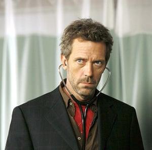 10 best: Hugh Laurie