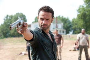 10 best: Andrew Lincoln<