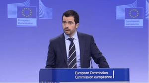 EC spokesman Simon O'Conner