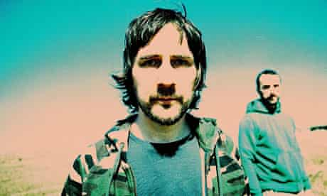 Boards of Canada: brothers Michael Sandison and Marcus Eoin.