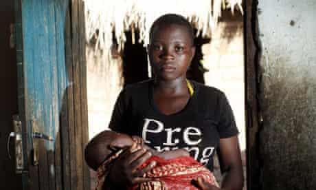 Malawi adolescent girls