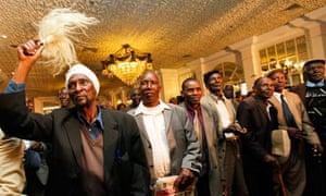 Kenya's Mau Mau victims