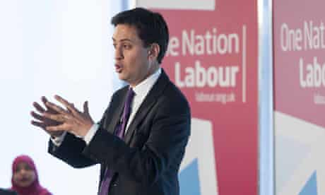 Tories criticise Ed Miliband's 'vacuous' housing benefit reforms
