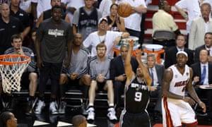 3523568d824b San Antonio Spurs 92-88 Miami Heat - as it happened!