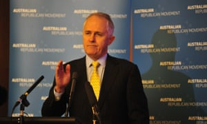 """Turnbull said he was """"seeking clarification"""" from the US government about the revelations in the Guardian."""