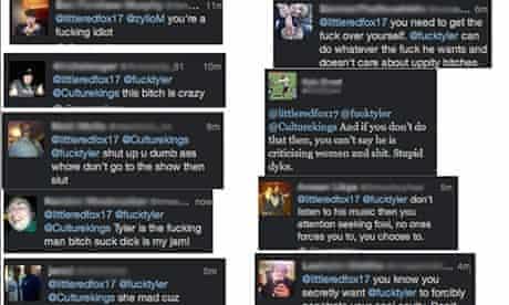 Tyler the creator abuse