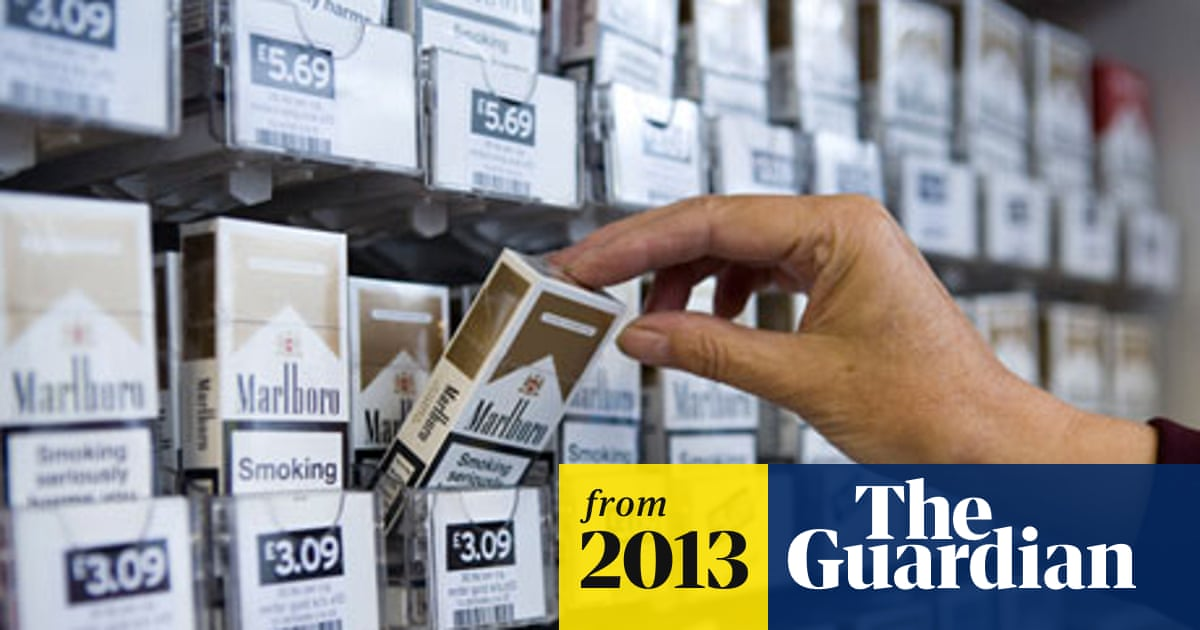 Tobacco firm begins 'stealth-marketing' campaign against
