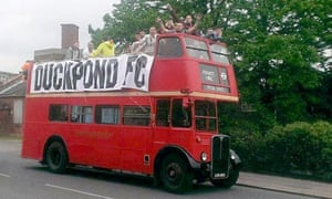 Duckpond Fc Could Teach Premier League Footballers A Thing