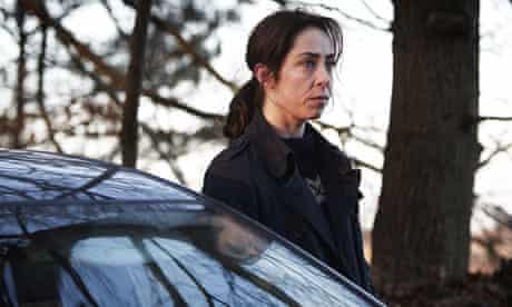 Sarah Lund (Sofie Grabol) in The Killing