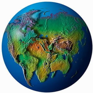 Supercontinent how the world is moving together science the continents colliding is this how the world could look one day gumiabroncs Gallery