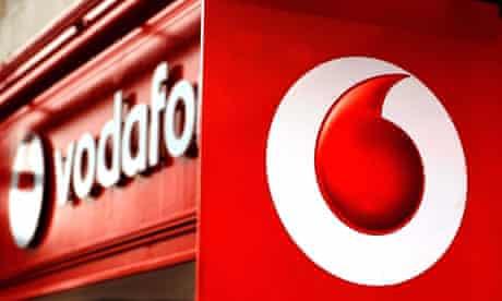 Vodafone corporation tax