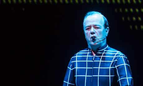 Kraftwerk perform The Mix