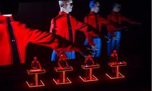Kraftwerk at Sydney Opera House