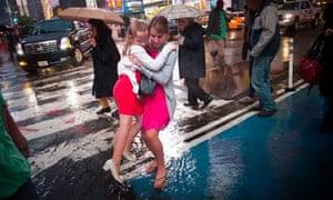 new york rain weather