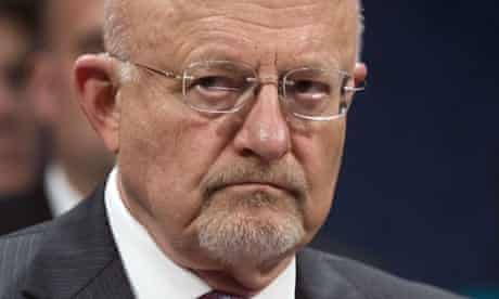 James Clapper NSA