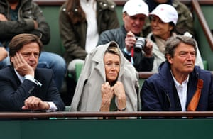 tennis2: 2013 French Open - Day Fifteen