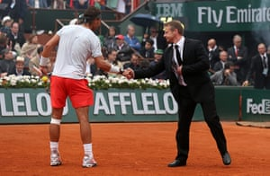 tennis4: 2013 French Open - Day Fifteen