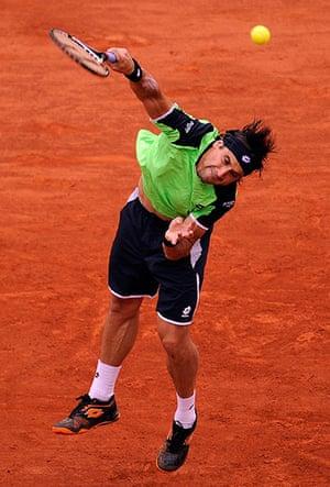 tennis5: French Open tennis tournament at Roland Garros