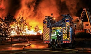 West Midlands fire
